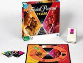 Trivial Pursuit: Team Edition components