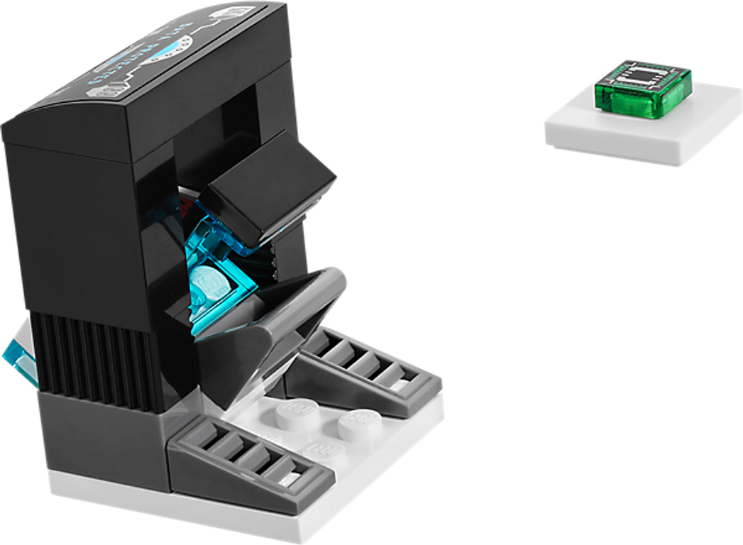 LEGO® Ultra Agents Tremor Track Infiltration components