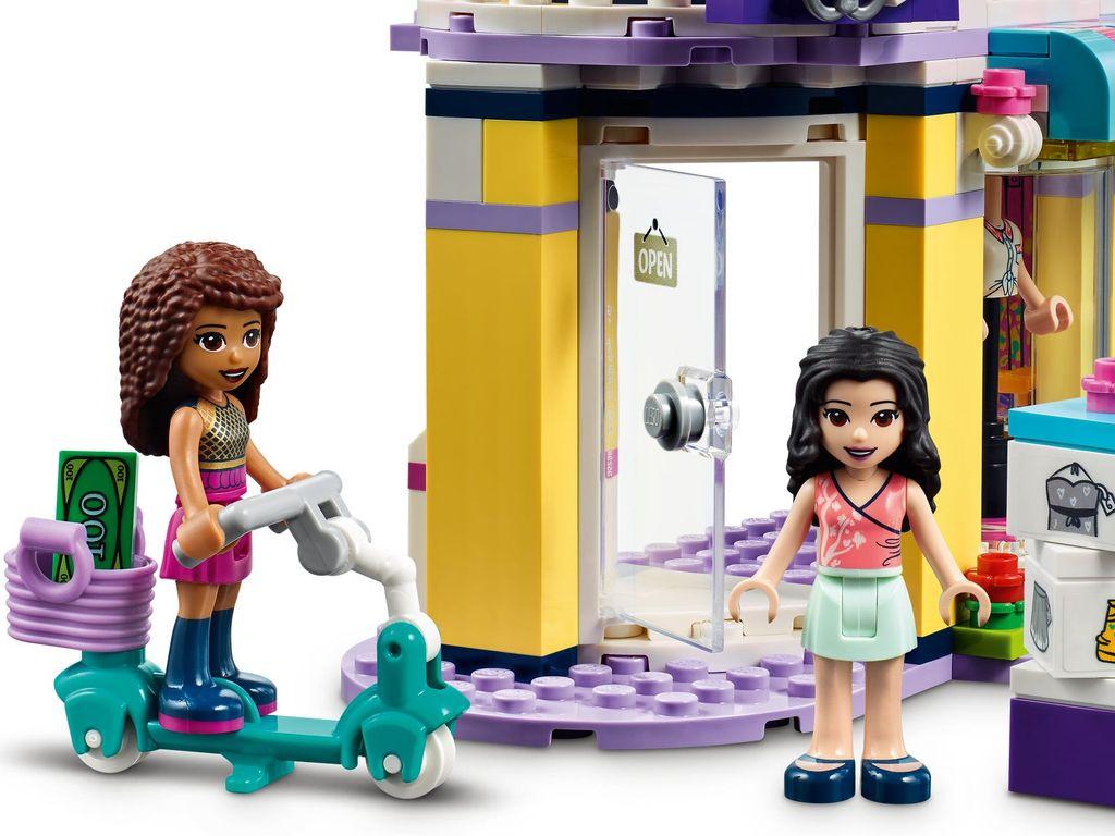 LEGO® Friends Emma's Fashion Shop minifigures