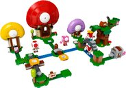 Toad's Treasure Hunt Expansion Set components