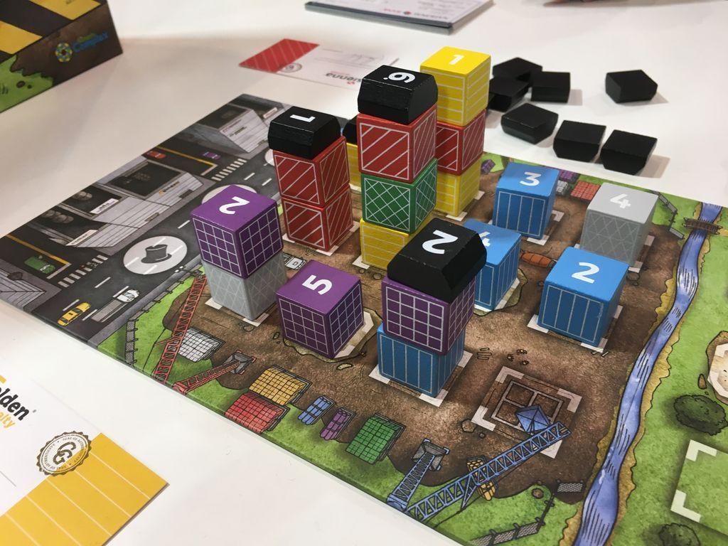The Estates gameplay