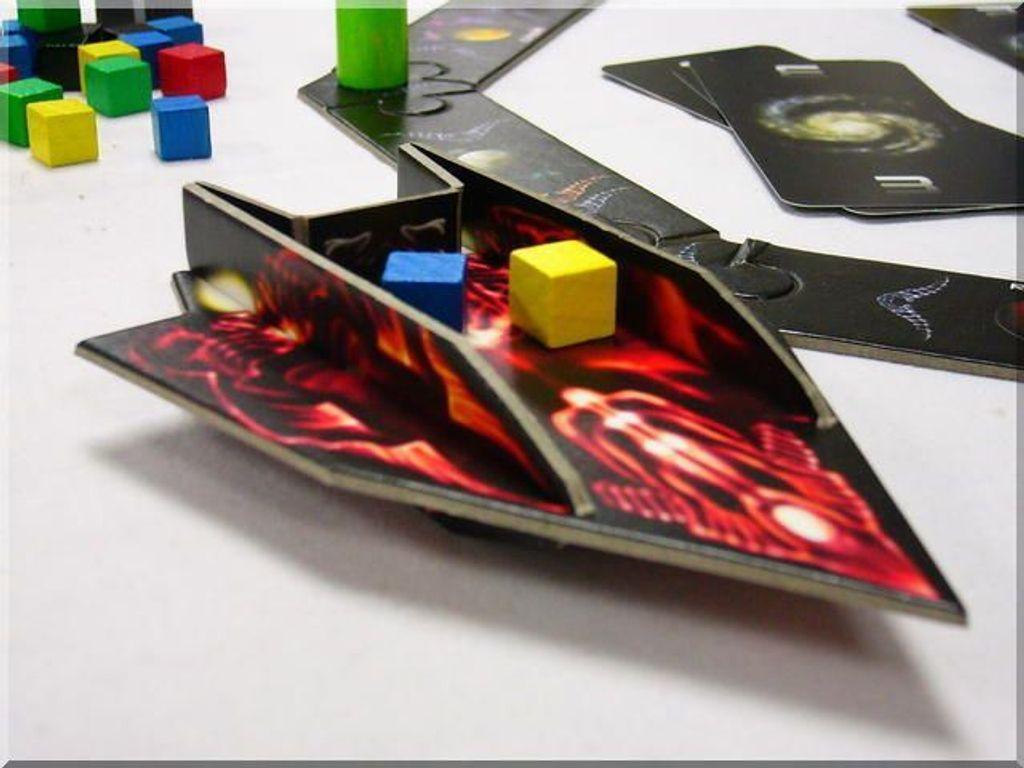 Space Dealer components
