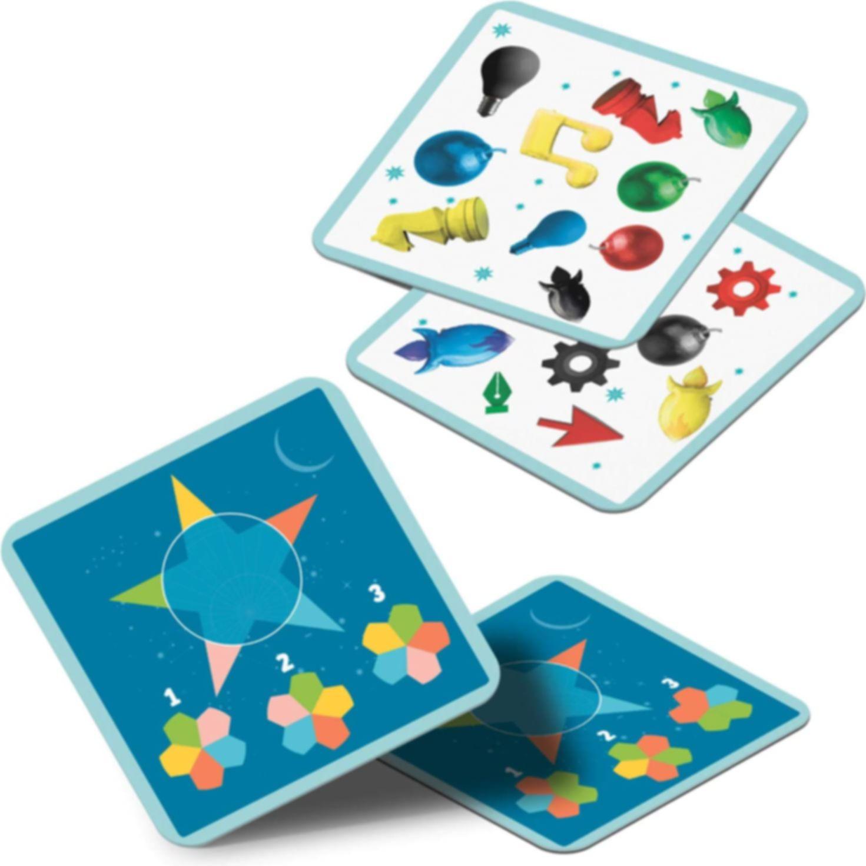 Cortex Challenge 2 cards