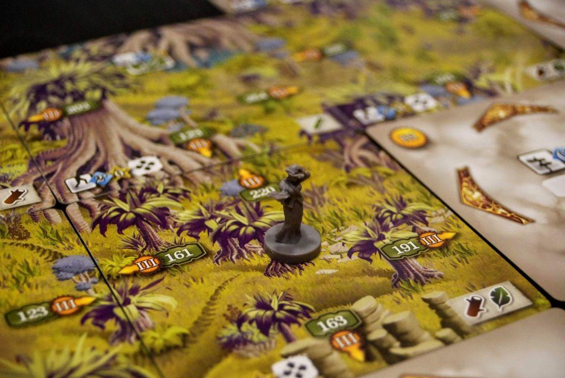 7th Continent jugabilidad
