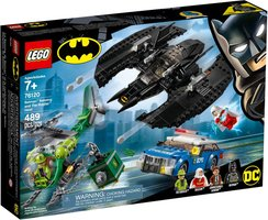 LEGO® DC Superheroes Batman™ Batwing and The Riddler™ Heist