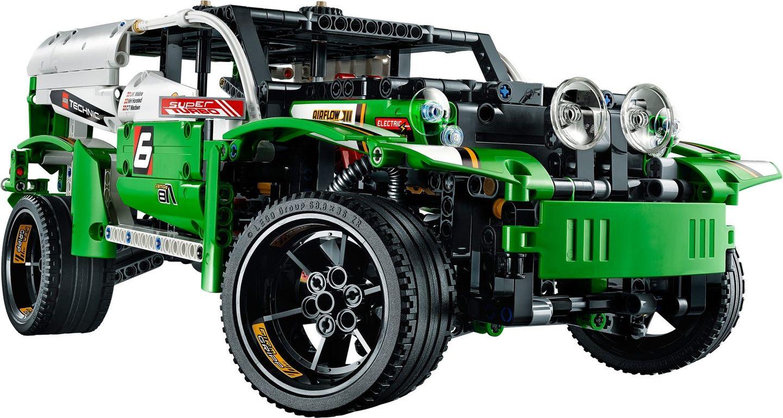 LEGO® Technic 24 Hours Race Car alternative