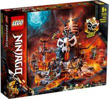 LEGO® Ninjago Skull Sorcerer's Dungeons