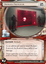 """Android: Netrunner - Blood and Water """"Obokaata Protocol"""" card"""