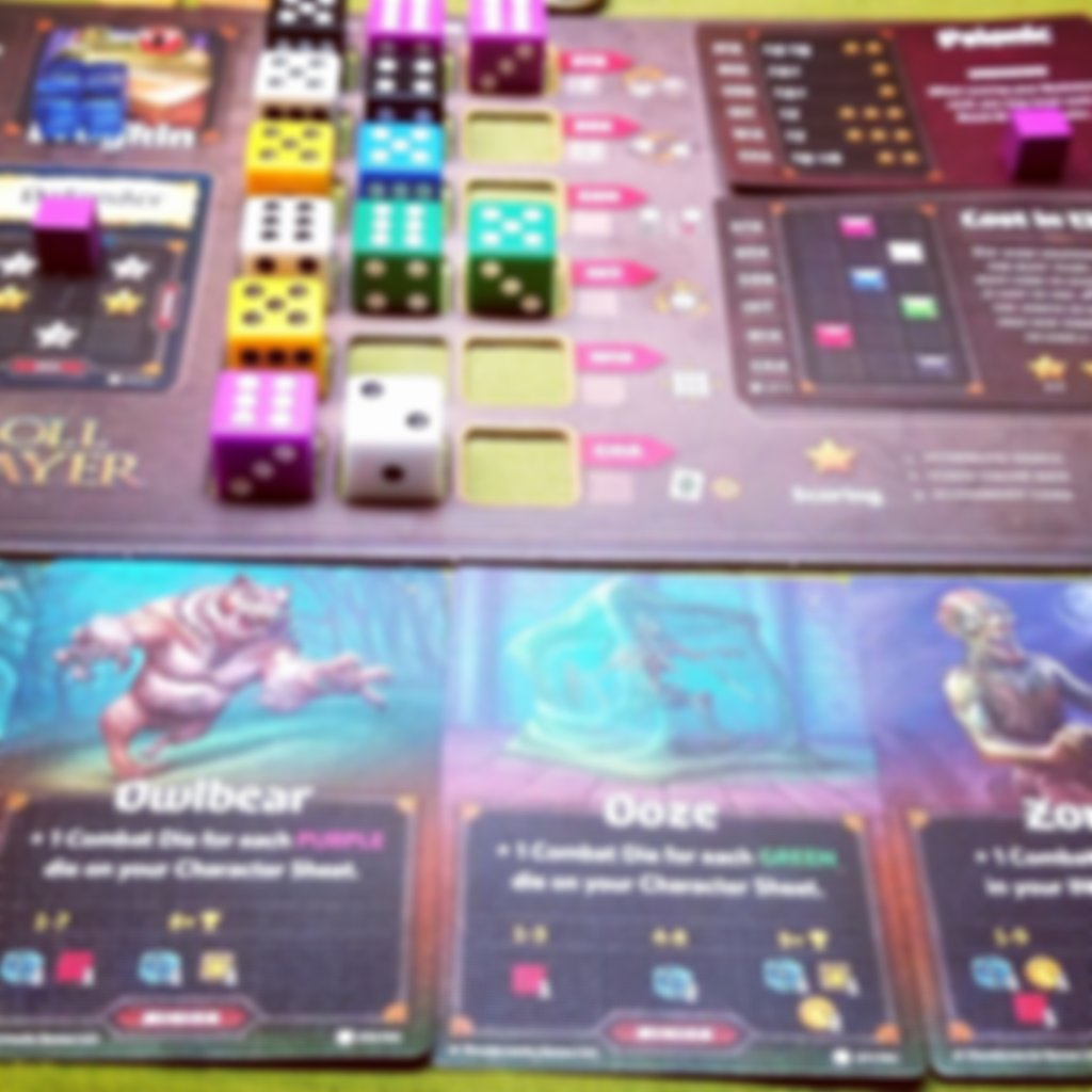Roll Player: Monsters & Minions gameplay