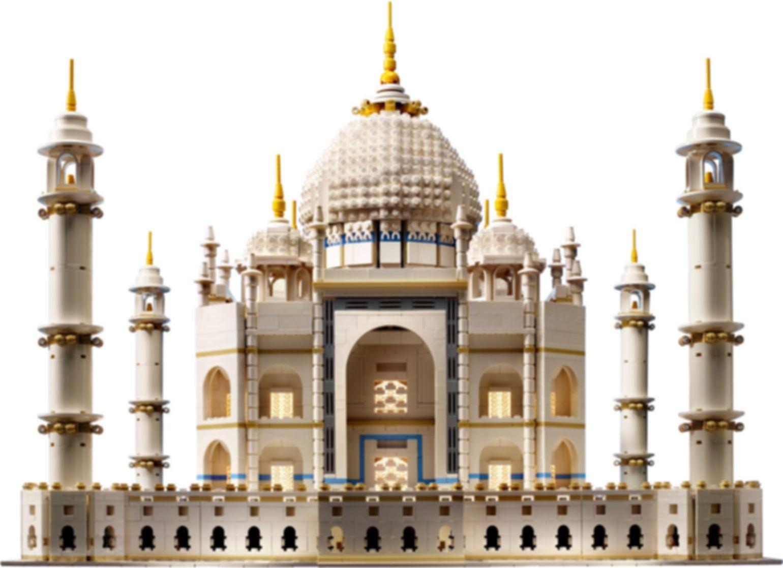 Taj Mahal components
