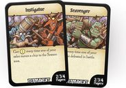 Battle Merchants cards