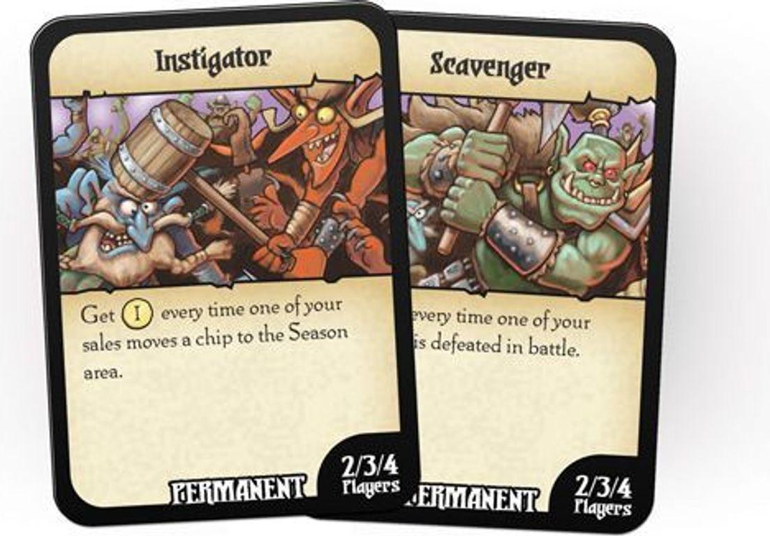 Battle Merchants cards