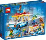 LEGO® City Ice-Cream Truck back of the box