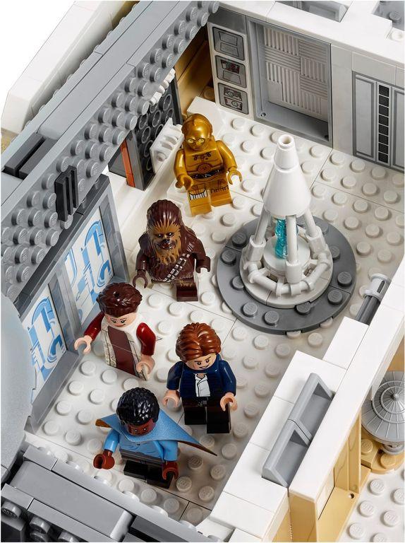 LEGO® Star Wars Betrayal at Cloud City™ minifigures