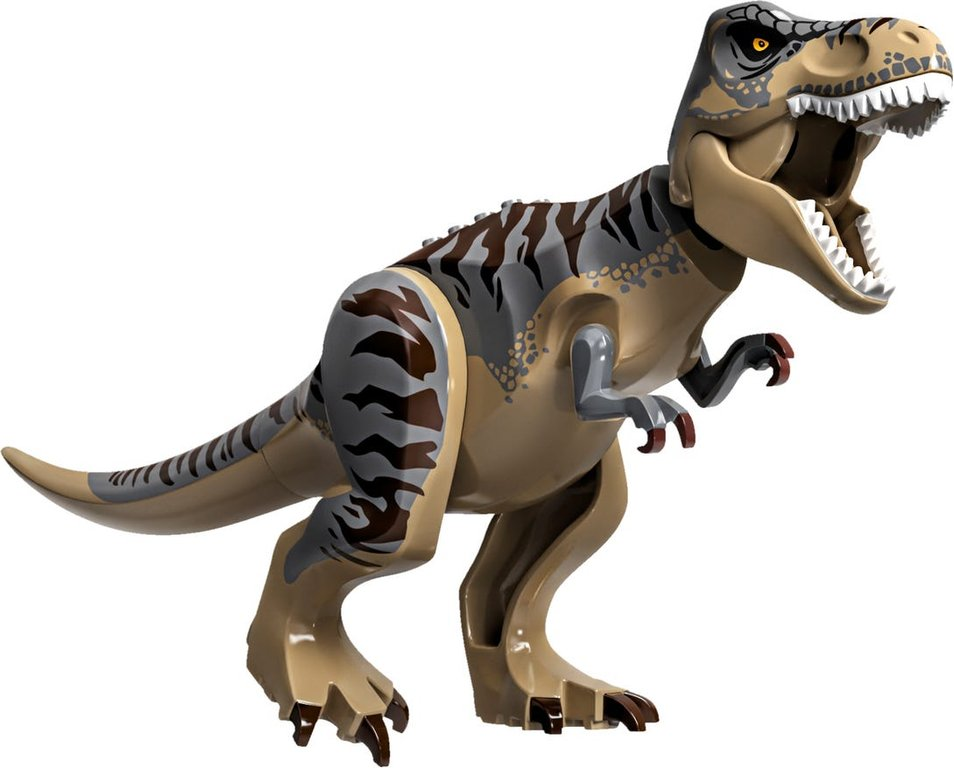 LEGO® Jurassic World T. rex vs Dino-Mech Battle dinosaur