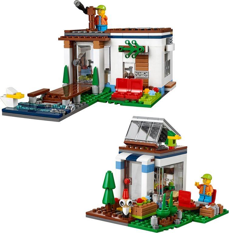 Modular Modern Home alternative