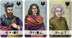 Historia cards