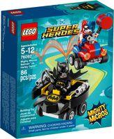 LEGO® DC Superheroes Mighty Micros: Batman™ vs. Harley Quinn™