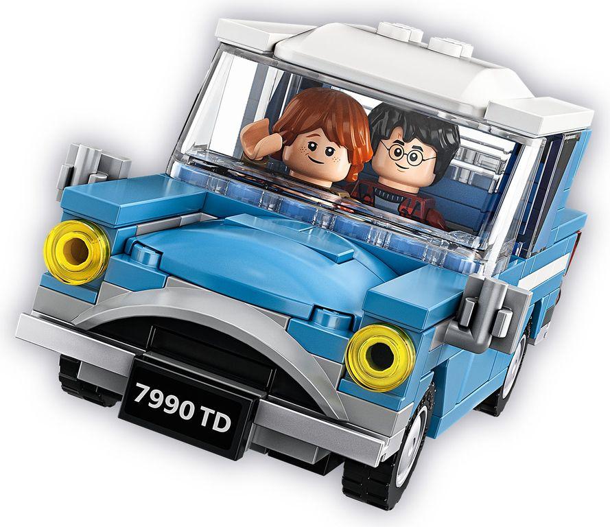 LEGO® Harry Potter™ 4 Privet Drive components