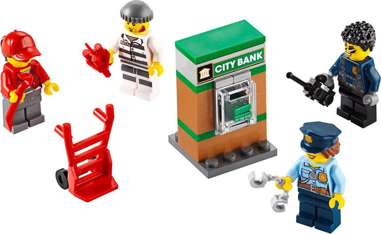 LEGO® City Police MF Accessory Set components