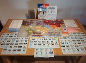 Twilight Struggle components