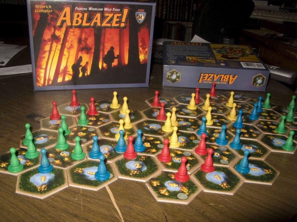 Ablaze! components