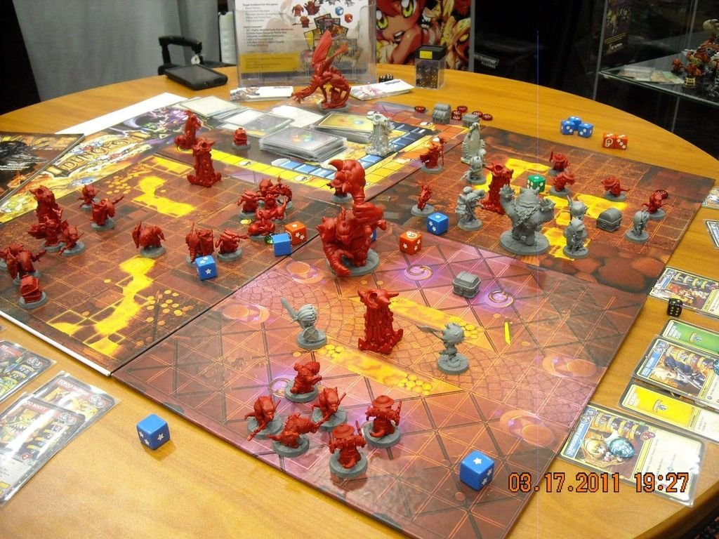 Super Dungeon Explore gameplay