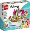 Ariel, Belle, Cinderella and Tiana's Storybook Adventures