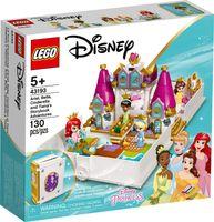 LEGO® Disney Ariel, Belle, Cinderella and Tiana's Storybook Adventures