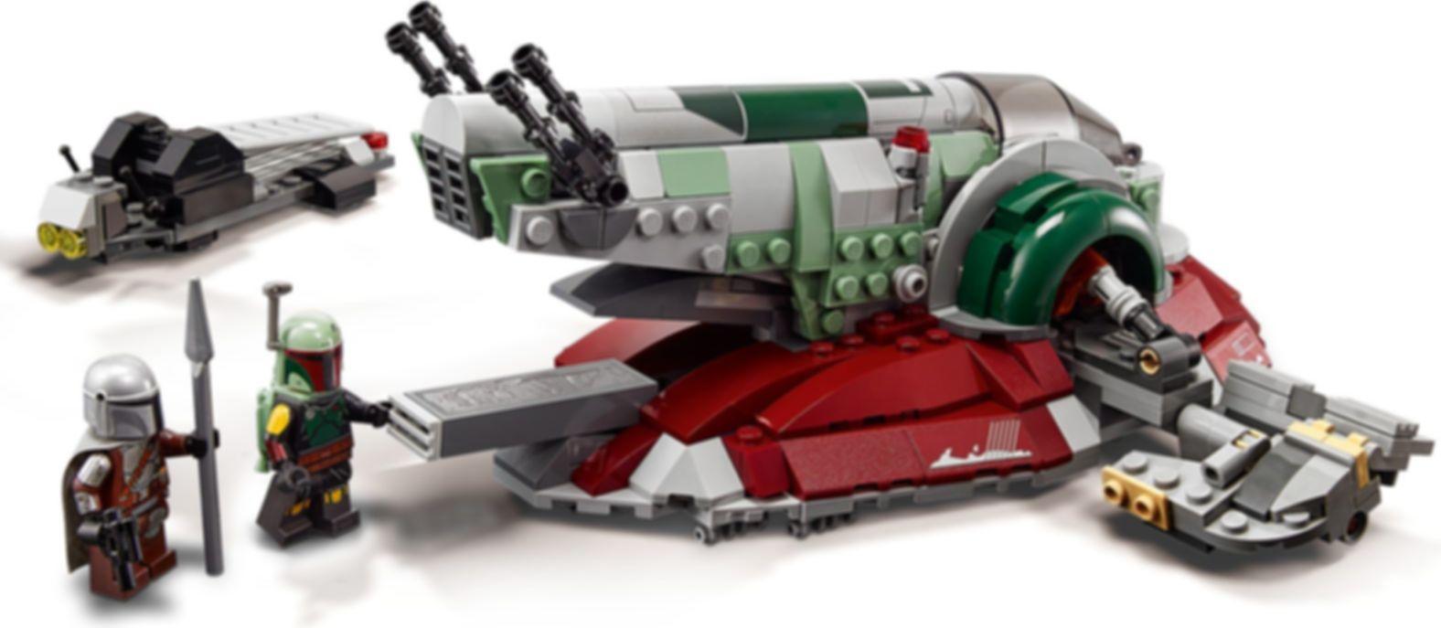 Boba Fetts Starship™ gameplay