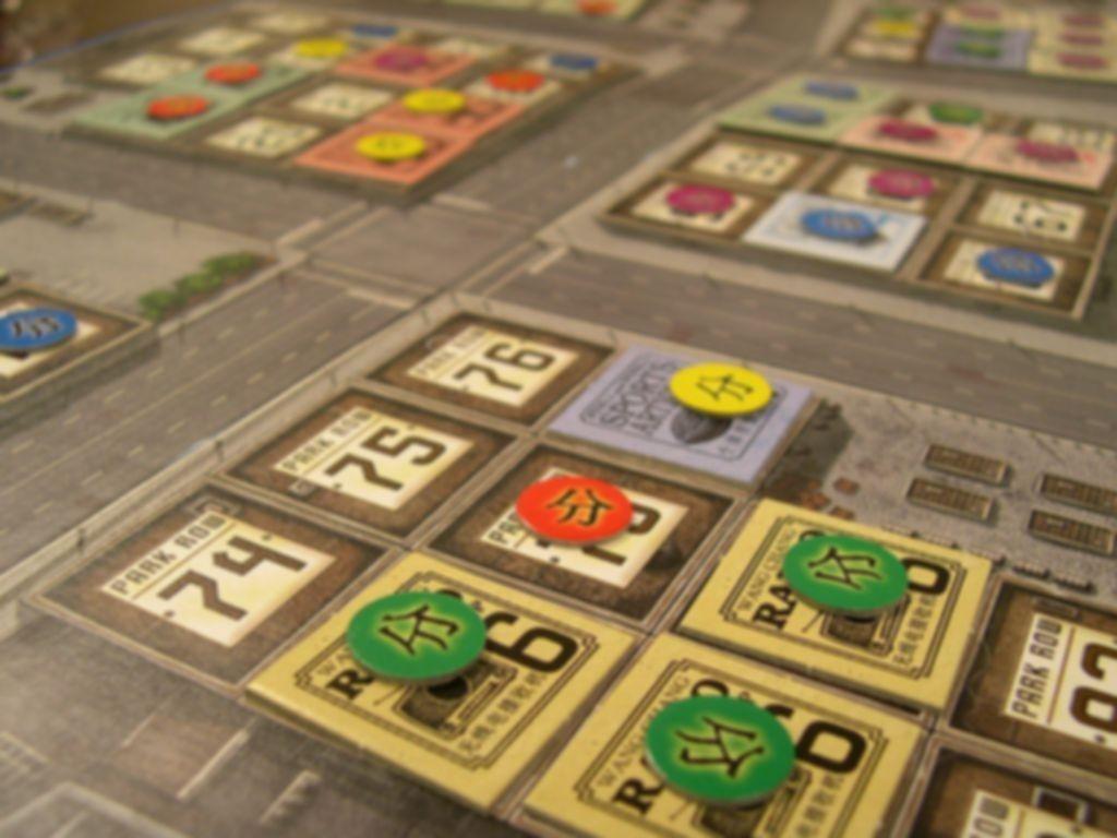 Chinatown gameplay