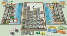Power Grid: Factory Manager components
