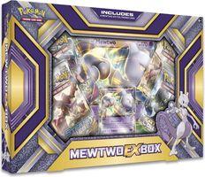 Pokemon Trading Card Game Mewtwo EX Box C12