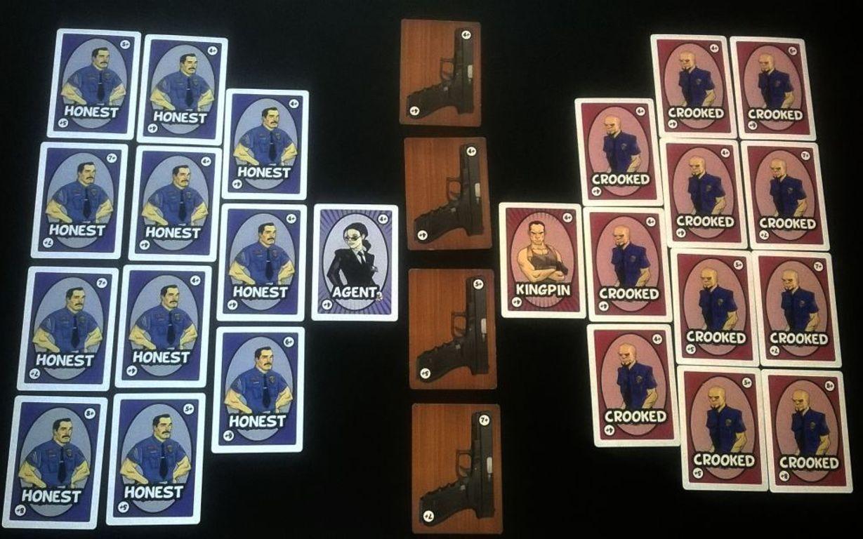 Good Cop Bad Cop cards