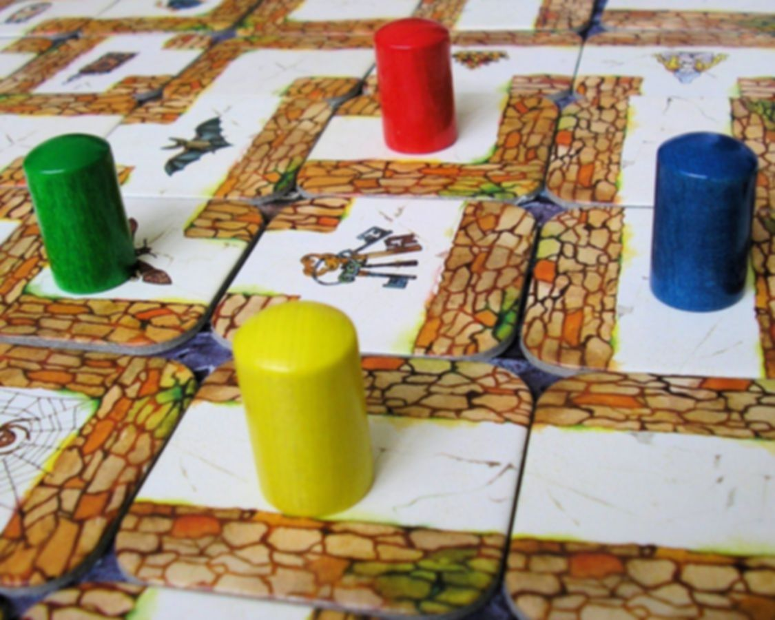 Labyrinth gameplay