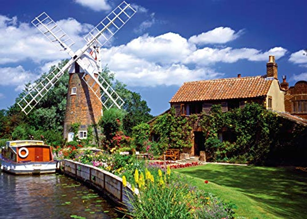 Windmill Country