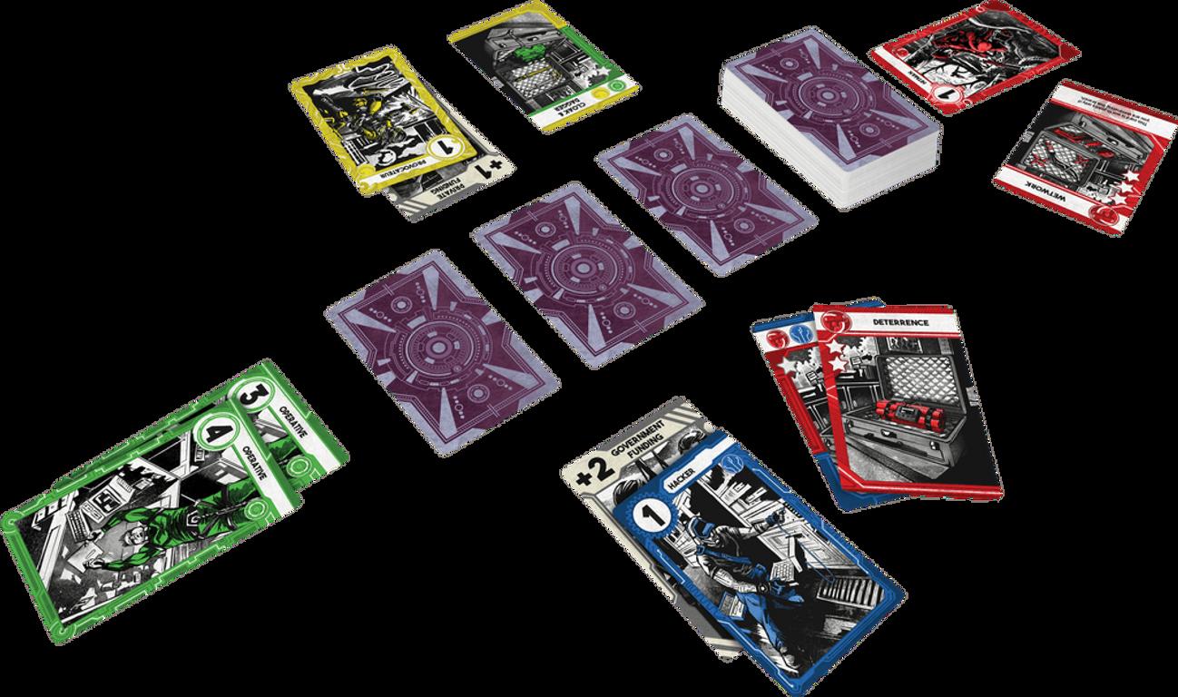 SpyNet composants