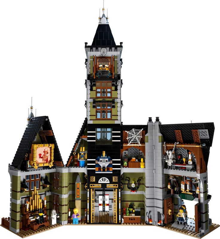 LEGO® Creator Expert Haunted House interior