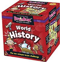 Brain Box World History