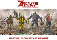 Zpocalypse: Aftermath - Z-Team Alpha Pack