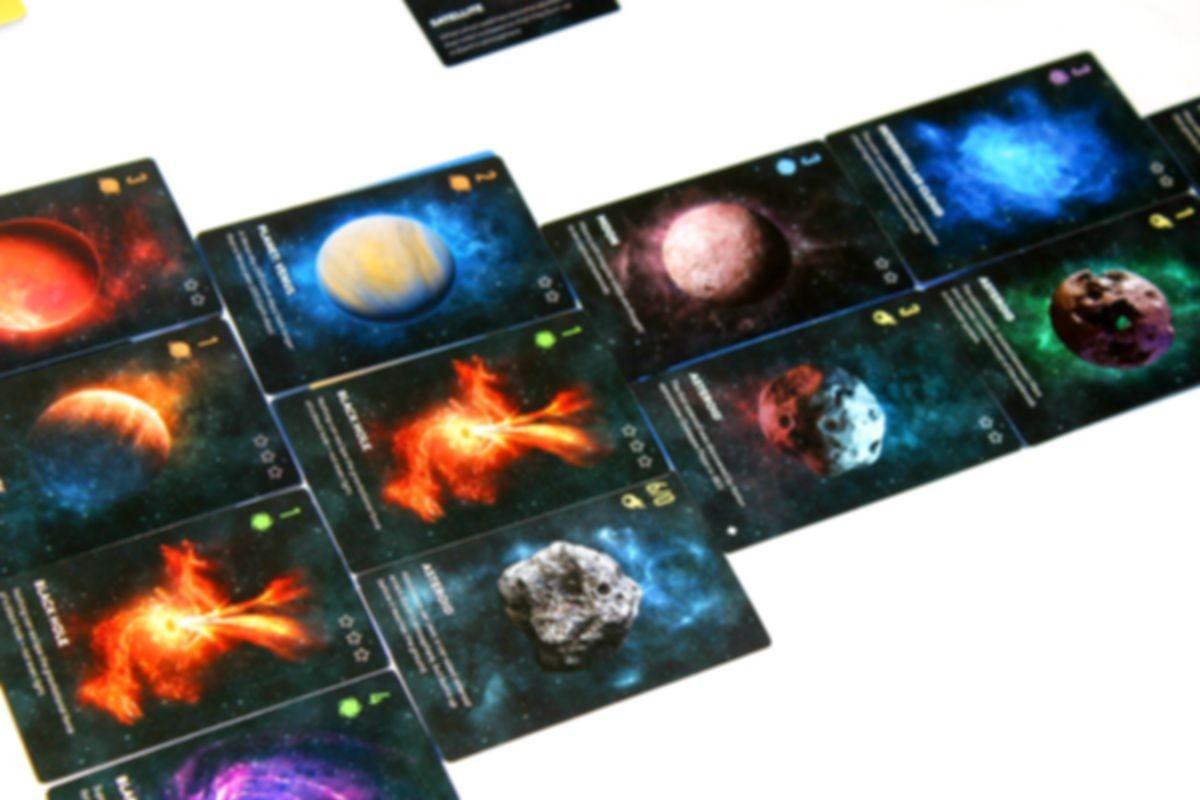 Stellar gameplay
