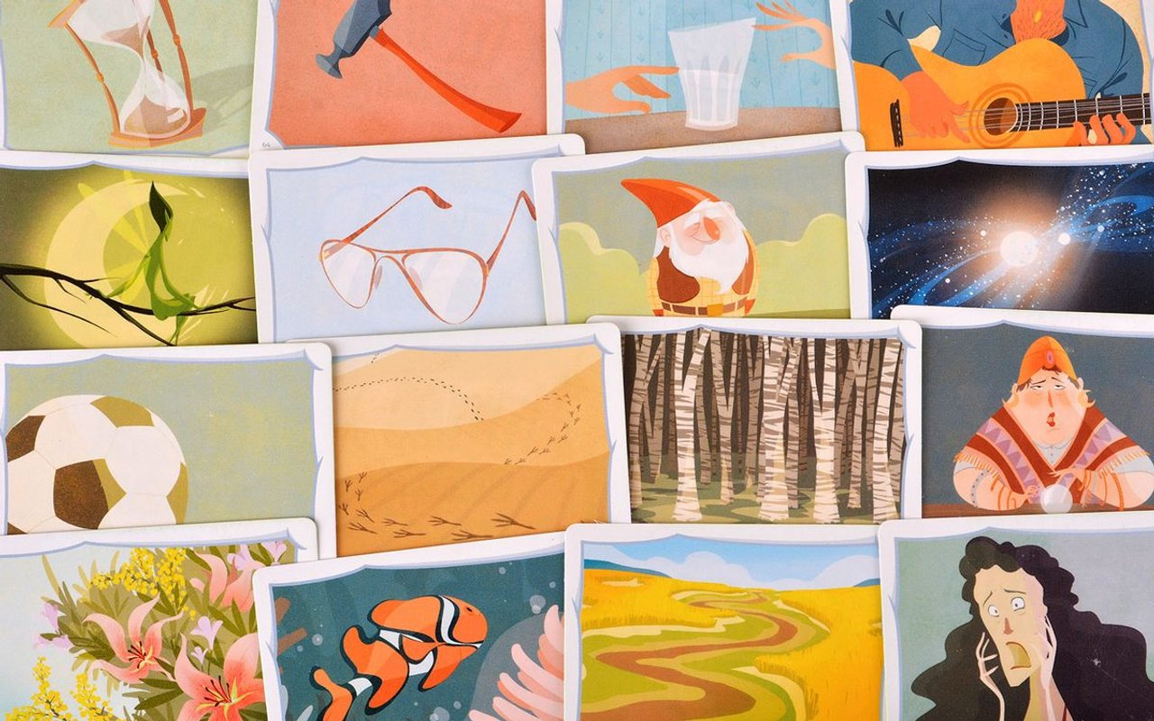 Dream On! cards