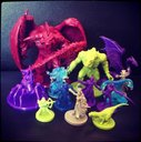 Dungeons & Dragons: The Legend of Drizzt miniatures