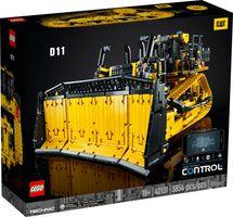 LEGO® Technic App-Controlled Cat® D11 Bulldozer
