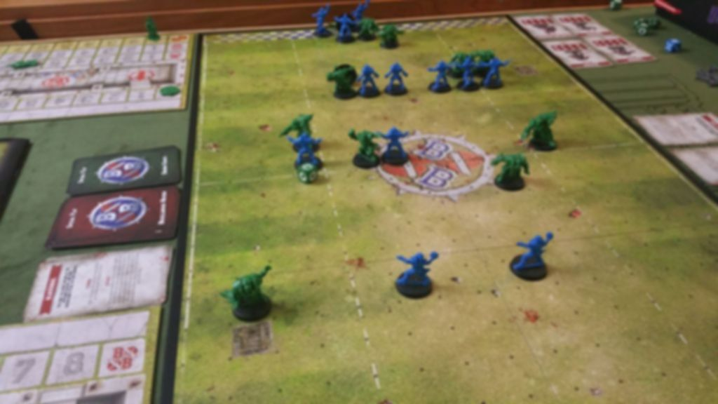 Blood Bowl (2016 Edition) gameplay