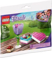LEGO® Friends Chocolate Box & Flower