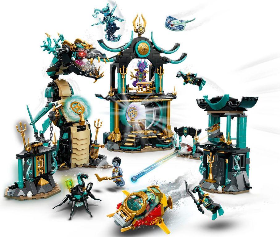 LEGO® Ninjago Temple of the Endless Sea gameplay