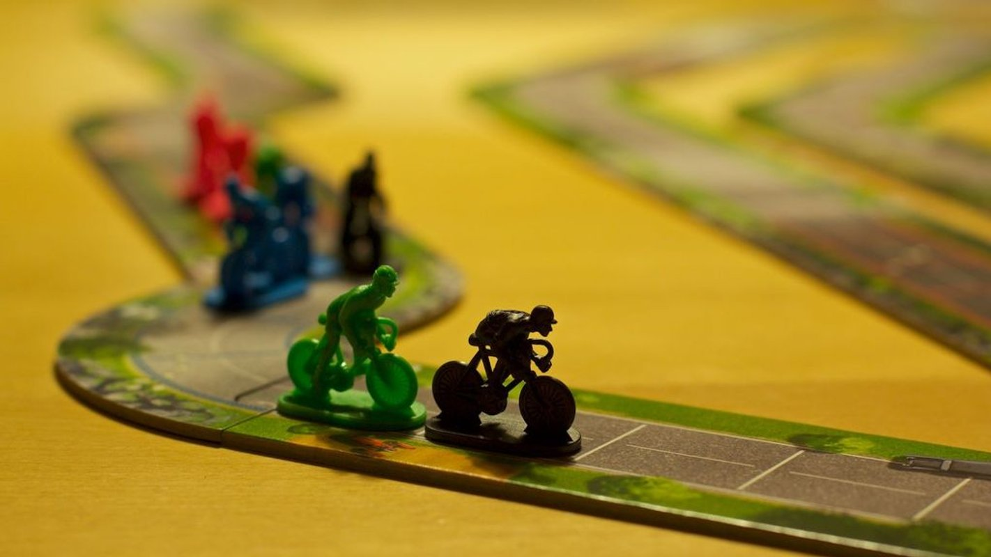 Flamme Rouge gameplay