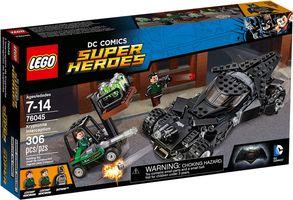 LEGO® DC Superheroes Kryptonite Interception