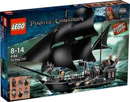 LEGO® Pirates of the Caribbean The Black Pearl